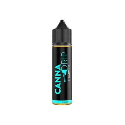 Canna Drip 1000mg CBD Chilled 50ml Shorfill 0mg (50VG/50PG)