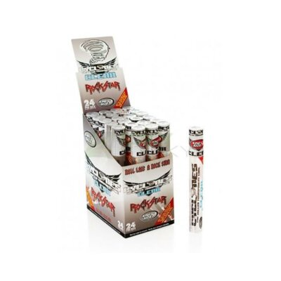 Cyclones Pre Rolled Clear Cones – 24 pack