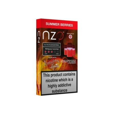 NZO 10mg Leprechaun Liquids Nic Salt (50VG/50PG)