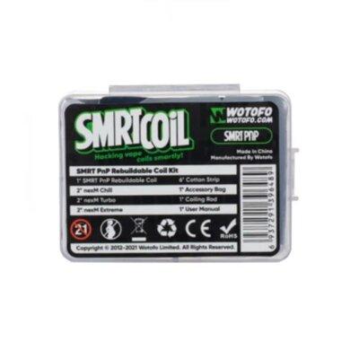 Wotofo SMRT PnP Rebuildable Coil kit