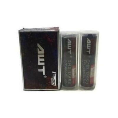 AWT 18650 3500MAH Battery + Battery Case