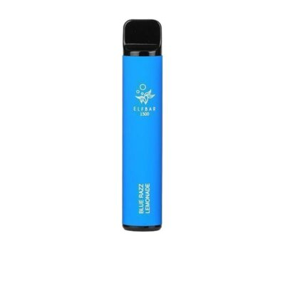 20mg ELF Bar Disposable Vape Pod 1500 Puffs