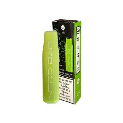 20mg Frax Labs Nerd Bar Disposable Vape Pod 500 Puffs